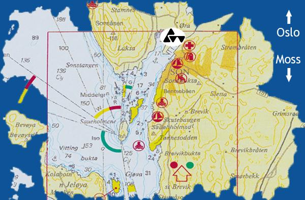 Kart - her finner du oss